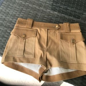 Versace Short Shorts